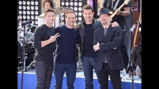 98 Degrees Calls to Talk About Getting Back on the Road
