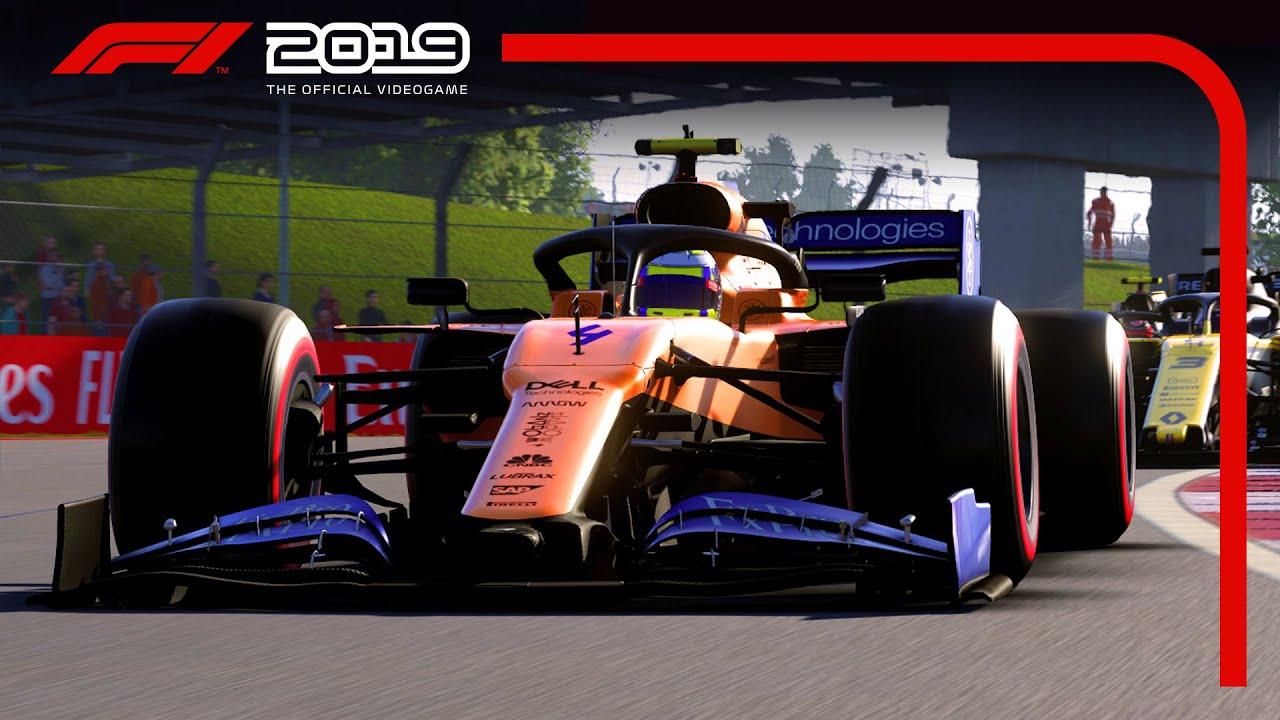 Trailer di F1 2019