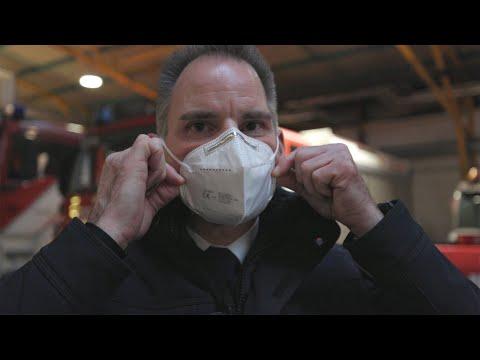 Medizinische Masken - wie nutzt man sie richtig?