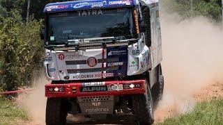 TOP moments of DAKAR 2017 LOPRAIS powered by INSTAFOREX