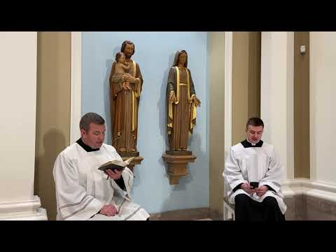 Holy Saturday 7:30am Morning Prayer