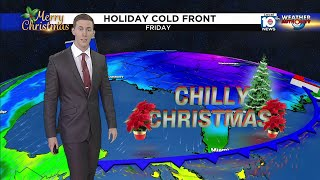 Are you dreaming of a cold Christmas, South Florida?