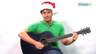 How to Play It's The Most Wonderful Time of The Year on Guitar