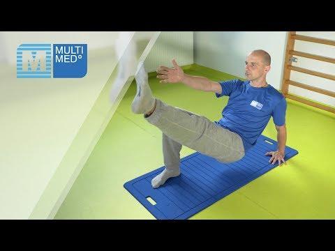 Drżenia mięśni nóg