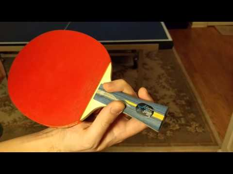 Table Tennis Racket Review – DHS Pro Quick Attack