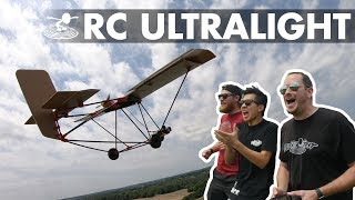3D Printed Motor on an Ultralight! - Video Youtube