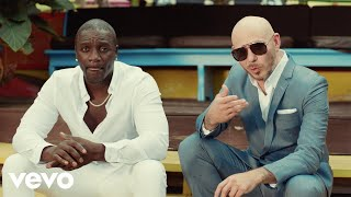 Video Te Quiero Amar de Akon feat. Pitbull