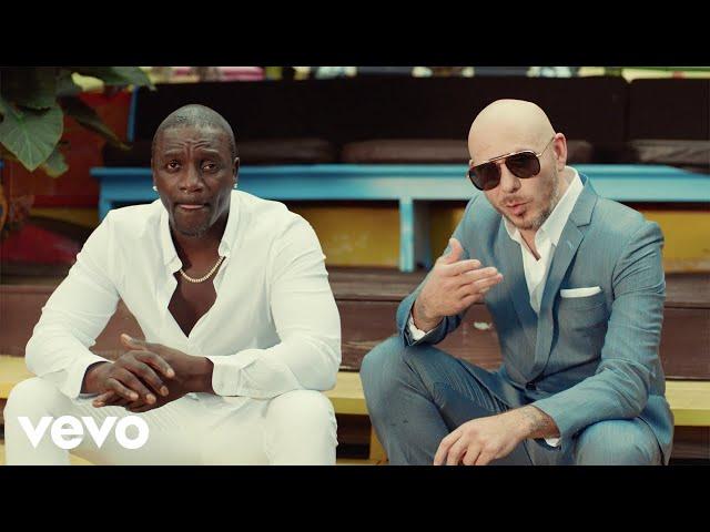 Te Quiero Amar (Feat. Pitbull) - AKON