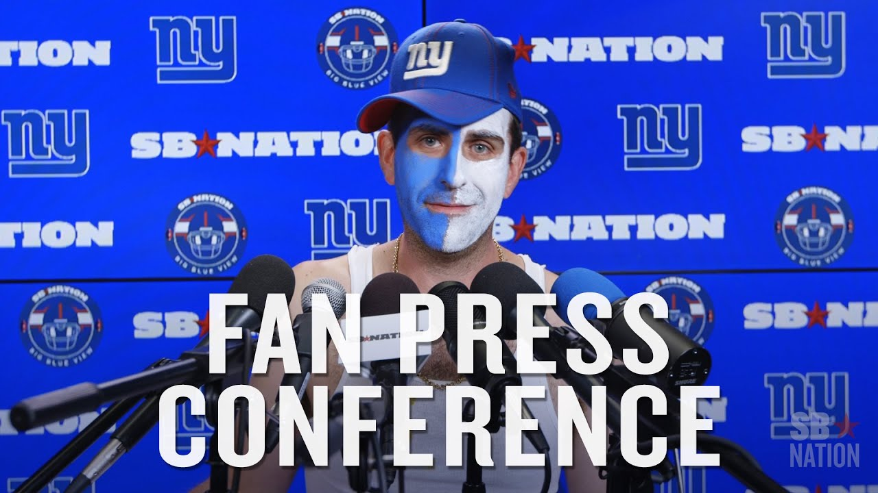 What every Giants fan is thinking after Week2 thumbnail