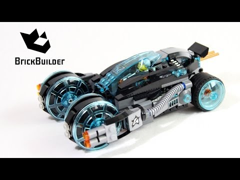 Vidéo LEGO Ultra Agents 70162 : L'interception d'Infearno