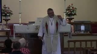 Trinity Sunday 2019 We Endure through the Holy Spirit