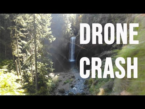 I Crashed My Drone into a Stone Wall