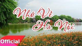 [Karaoke MV HD] Nhớ Về Hà Nội