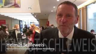 preview picture of video 'Neueröffnung Filiale Schwetzingen - Sparkasse Heidelberg'
