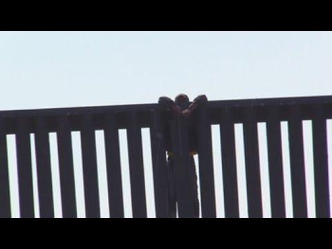 Familias de migrantes sufren por el cierre del punto de encuentro fronterizo en EEUU
