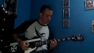 Nada que perder - Angeles del Infierno (cover guitarra rítmica)