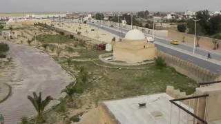 preview picture of video 'برك الاغالبة بالقيروان-رحال الخبرPools of rain in Kairouan, Tunisia'