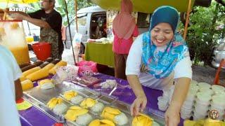 Warna-warni Bazar Ramadhan Taman Sri Gombak   Walk Around Colourful Ramadhan Bazaar Malaysia