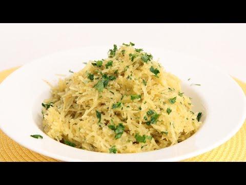 The Best Spaghetti Squash Recipe – Laura Vitale – Laura in the Kitchen Episode 865