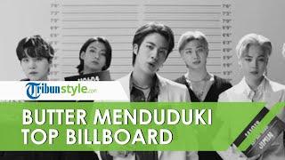 Lagu 'Butter' Milik BTS Menduduki Top Billboard Hot 100 selama 3 Minggu Berturut-turut