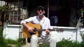 Jim Bruce Blues Guitar - Satisfied - Mississippi John Hurt Cover