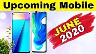 Top Upcoming Mobile Phones in June 2020 | INDIA | Infinix Hot 9 Pro, Infinix Note 7, Redmi 9, Realme