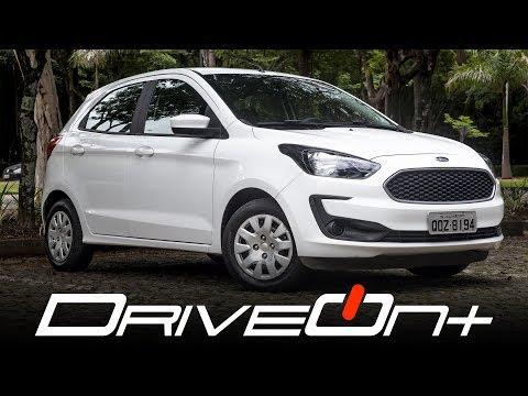 Novo Ford Ka SE 1.0 - DriveOnCars (Avaliação)