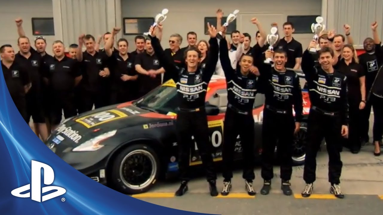 Start Your Engines: GT Academy 2012 Gears Up for May 1st