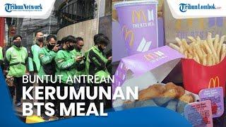 Buntut Kerumunan Antrean BTS Meal, 5 Gerai McDonalds di Semarang Ditutup Sementara