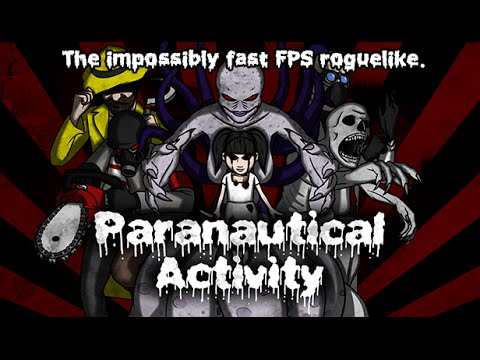 Paranautical Activity Gameplay Trailer thumbnail