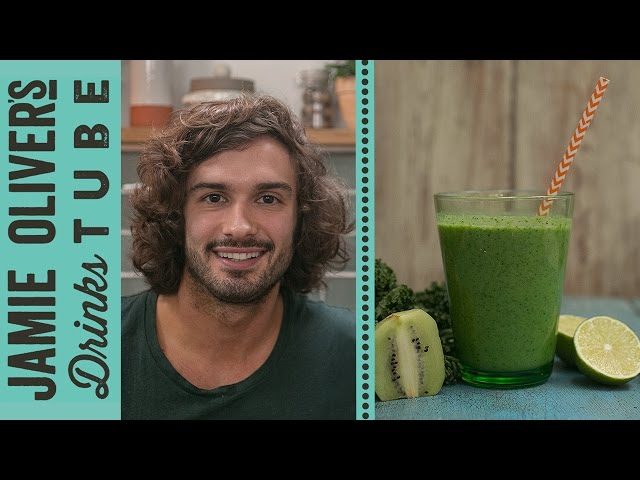 Healthy lean & green smoothie: The Body Coach