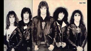Anthrax - Panic [1983 Demo]