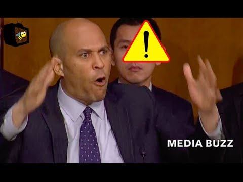 Cory Booker Loses His Mind and Goes Off On DHS Secretary Kirstjen Nielsen and She Calmly Responds