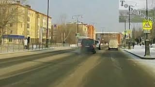 Тобольск. ДТП. 23.02.18