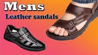 Men's Leather Sandals – 5 Best Leather Sandal For Men 2019 | #Rightshoe