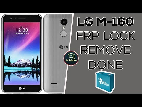 LG M160 FRP LOCK REMOVE (GOOGLE ACCOUNT BYPASS DONE ) BY OCTOPUS LG TOOLS
