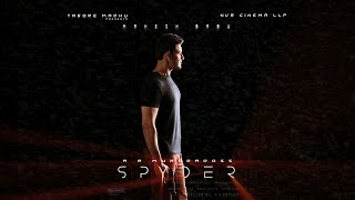 Mahesh Babu's 'Spyder' First Look