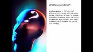 Introduction to Jurisprudence - Part 1