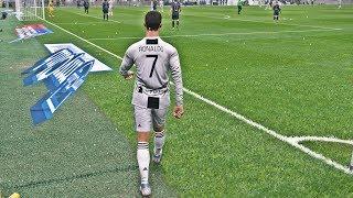 PES 2019 - Juventus vs Paris Saint Germain | Gameplay HD PS4 PRO