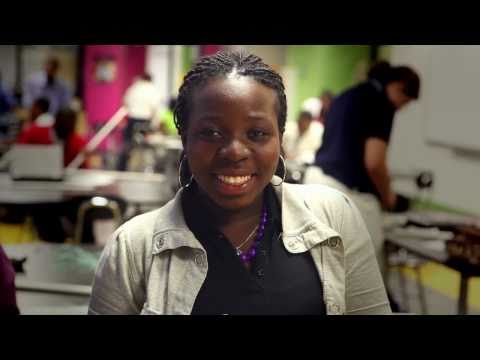 I first appear in my classroom at 1:07. This is a promotional video from the Pittsburgh Promise