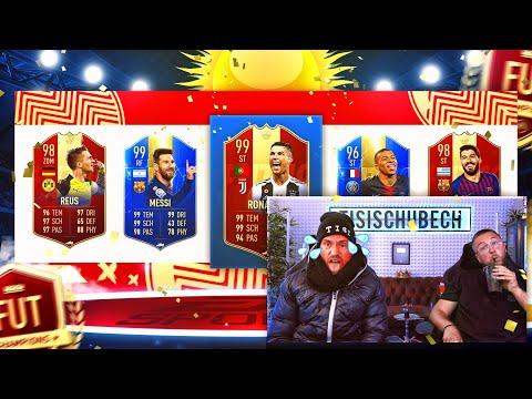 FIFA 19: BEST OF TOTS ELITE REWARDS ÖFFNEN in WINTERSACHEN !!