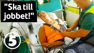 SOS Gute   En ung kvinna kommer inte ihåg någonting efter hästolycka   Torsdagar 20.00 på Kanal 5