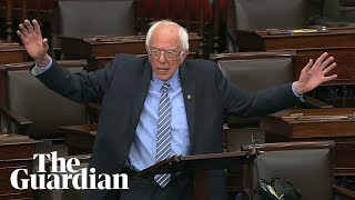 Bernie Sanders mocks Republicans over coronavirus aid: 'The universe is collapsing'