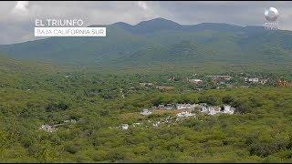 Detrás de un click - El Triunfo: Baja California Sur
