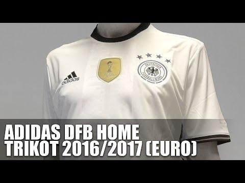 Adidas DFB Trikot EM 2016 (Heim) Nationalmannschaft