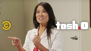 Tosh.0 - Dr. Pimple Popper's CeWEBrity Profile