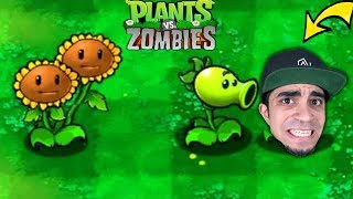 النباتات ضد الزومبي : اقوى حرب Plants vs Zombies !! 🌱🧟♂️
