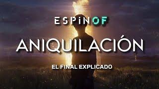 'Aniquilación': el final explicado
