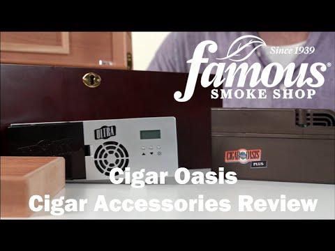 Cigar Oasis video