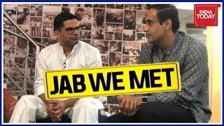 Jab We Met   Master Poll Strategist, Prashant Kishor With
